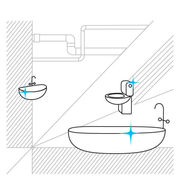 Badsanierung in nur 10 tagen p nktlich erledigt von hornbad - Fensterglas austauschen rahmen behalten ...