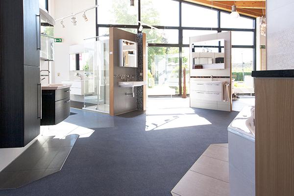 In unserer Bäderausstellung in Grossbeeren (Brandenburg) können Sie unseren Showroom für Badezimmer besichtigen.