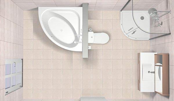 Badezimmer Ideen für moderne Badezimmer von Hornbad
