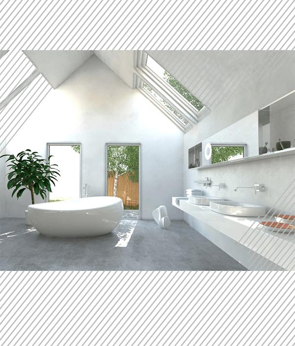 Unsere Bäderausstellungen bieten gegebenenfalls einen Showroom für Badgestaltung & Bodengestaltung.