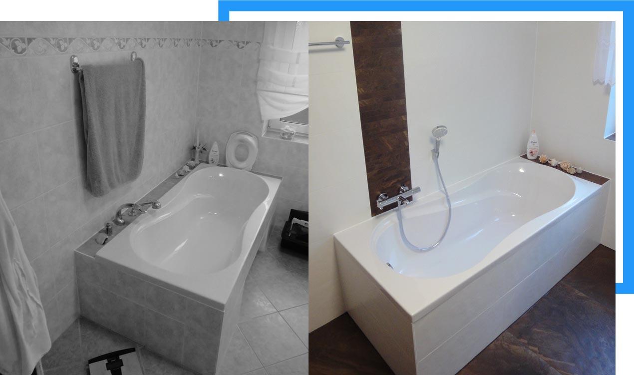 Badezimmer, Badsanierung Berlin und Badplaner 18d