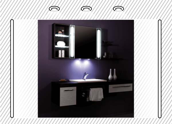 Finden Sie geeignete Toilettenspülungen, Badewannen, Duschköpfe oder LED-Leuchtmittel in unserer Badausstellung in Berlin & Brandenburg.